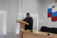Помощник начальника по организации работы с верующими, протоиерей Антоний Шварев провел лекцию о нетерпимости к коррупционным правонарушениям в пенитенциарном ведомстве
